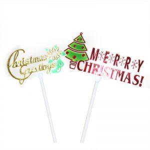 各款聖誕插牌