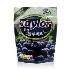 泰勒藍莓乾150g