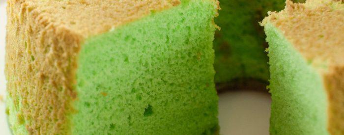 Pandan_chiffon_cake