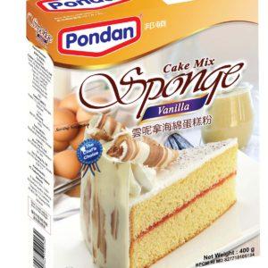 Pondan海綿蛋糕粉