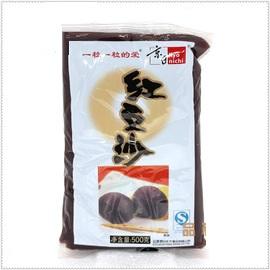 京日紅豆沙
