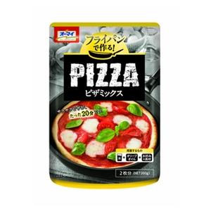日本制Pizza預拌粉